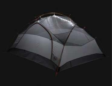 CopperSpurUL3-mtnGLO-Tent-LightsOn-Dark