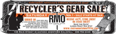 RMO Recycler Sale 2014